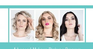 new accredited advanced makeup program professional training