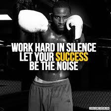 Mma Quotes Unique Chauncey Foxworth Profile Of A Rising MMA Star Motivation