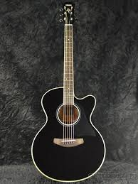 yamaha acoustic electric guitar. brand new yamaha cpx500iii bl [yamaha] black [black] [electric acoustic guitar yamaha electric