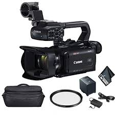 Canon Camcorder Comparison Chart Amazon Com Canon Xa40 Professional Uhd 4k Video Camcorder