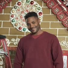 Duane Henry as Adam Dale on A Gingerbread Romance
