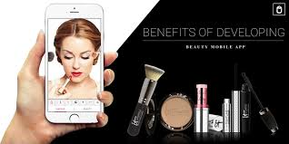 benefits of developing beauty mobile app