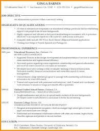 Resume Objective For Students Dew Drops