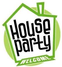 Image result for house party clip art