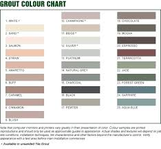 Custom Grout Color Chart Custom Epoxy Grout Tuserenata Co