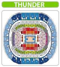Stockton Arena Seating Chart 74 Unbiased Thunder Stadium Seating Chart