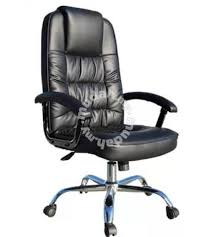 luxury leather office chair. bohemia luxury series pu leather office chair professionalbusiness equipment for sale in tanjung bungah penang i