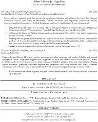 corporate compliance officer sample resume chief compliance