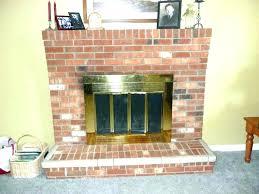 how to paint fireplace doors brass fireplace doors how to paint brass fireplace doors oak mantel how to paint fireplace