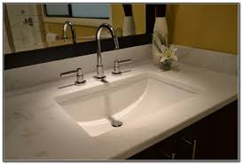 Relaxing undermount kitchen sink white ideas Farmhouse Kitchen Square Undermount Bathroom Sinks Home Decorating Ideas Square Undermount Bathroom Sinks Sink And Faucets Home