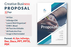 Powerpoint Business Proposal Template Refrence How To Write A Design ...