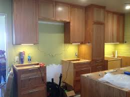 Meaning Of Cabinet Light Rail And Backsplash
