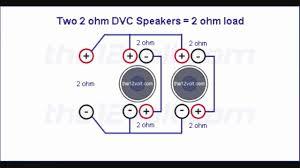1 ohm wiring diagram 1 image wiring diagram kicker l7 2 ohm subs wiring diagram radio wiring diagram for 1997 on 1 ohm wiring
