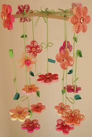 baby mobiles for girls  baby girl crib cradle mobile quilled
