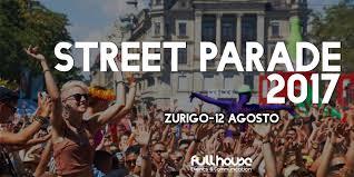 Street parade 2017 zürich