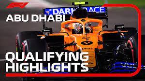 Startaufstellung zum großen preis von ungarn. 2020 Abu Dhabi Grand Prix Qualifying Highlights Youtube