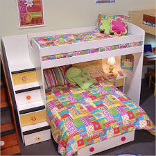 image of loft bunk beds girls amazing twin bunk bed