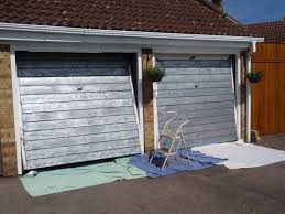 painting aluminum garage door luxury best paint for metal garage doors page 2 homes
