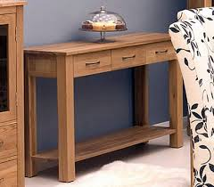 mobel solid oak console. Solid Oak Console Table Mobel Home Storage Systems From Store