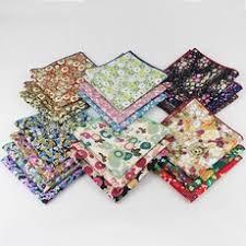 <b>High Quality Hankerchief Scarves</b> Vintage Cotton Hankies Men's ...