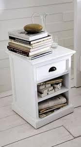 rustic white nightstand. The Epitome Of \u0027shabby Chic\u0027, Our Rustic White Bedside Table Is Quite Simply Nightstand U