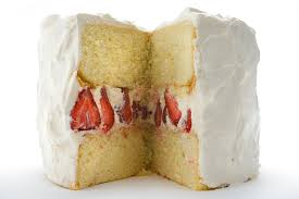 Strawberry Whipped Cream Cake Recipe Chowhound
