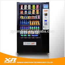 Vending Machines For Gyms Cool Gym Vending Machine With Advanced Refrigeration Unit Xydle48c
