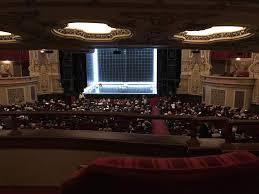 Nederlander Seating Chart Chicago Nederlander Theatre Chicago Section Dress Circle Rc Row