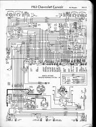 57 65 chevy wiring diagrams 1963 corvair