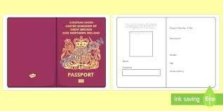Us Passport Card Template Us Passport Template Of Card Photo Photoshop 2 X 2 Contactory Co