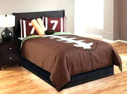 twin bed boy comforters boys bedding kids touchdown comforter set teen sports decoration day full size