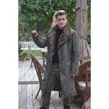 ryan gosling officer k s blade runner 2049 fabric coat