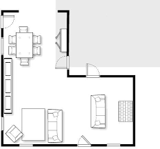Terrific L Shaped Living Room Dining Room Furniture Layout 44 With  Additional Ikea Dining Room with L Shaped Living Room Dining Room Furniture  Layout