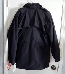 spiewak thinsulate weather tech jacket liner h1795 dark navy large tall nwt