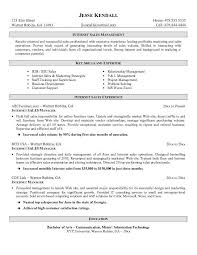 sales resume buzzwords sales skills list and examples resume