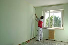 Pareti Azzurro Grigio : Idee per dipingere le pareti e far sembrare stanze più grandi