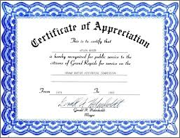 Examples Of Certificates Of Appreciation Wording Gorgeous Certificate Of Appreciation Template Free Customize Templates Online