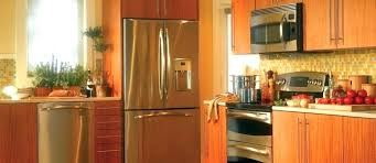 small kitchen refrigerator. Refrigerator Small Kitchen For Room Oven Placement In No Space