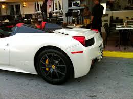 ferrari 458 white convertible. ferrari 458 italia white 3 convertible e