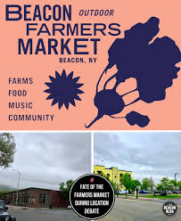 Farmers Market Hears A Loud Towne Crier Market Almost Pushed Over
