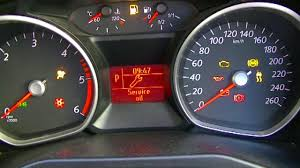 Ford Fusion Oil Light Reset Ford Mondeo Fusion 2007 2014 Reset Oil Service Light