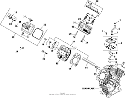 Kohler Command 16 Engine Diagram
