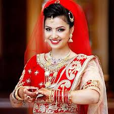 nepalesewedding wedding bridaljewellery asianbride on instagram Nepali Wedding Jewellery stunning nepali bride's wedding look\u003cspan class=\
