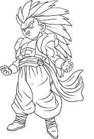 dragon ball z coloring book surprising color pages