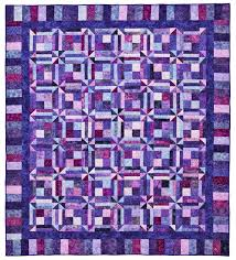 Purple Quilt Patterns New Inspiration Design