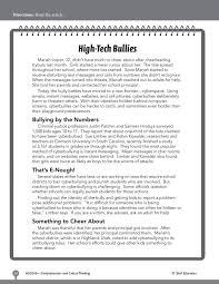 Bullying Worksheets Middle School - Checks Worksheet