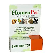 Amazon.com: HomeoPet Skin & Itch Relief, 15 ml: Pet Supplies
