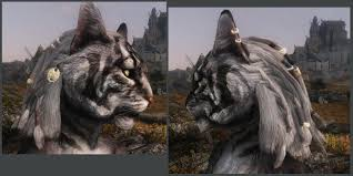 Skyrim Hair Style Mod khajiit hair at skyrim nexus mods and munity 5180 by wearticles.com