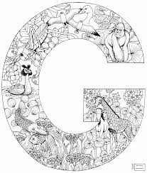 Letter G Letters And Alphabet Letter