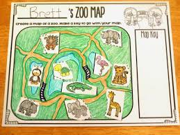 zoo map template. Brilliant Map We Really Loved Designing Our Very Own Zoo Maps On Map Template O